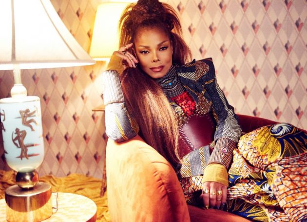 Janet Jackson Signs With Paradigm