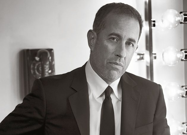 Jerry Seinfeld Announces First UK Shows In 8 Years At Eventim Apollo London