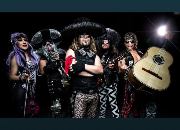 Metalachi Talks New Album, Touring, All Kinds Of Loco Stuff