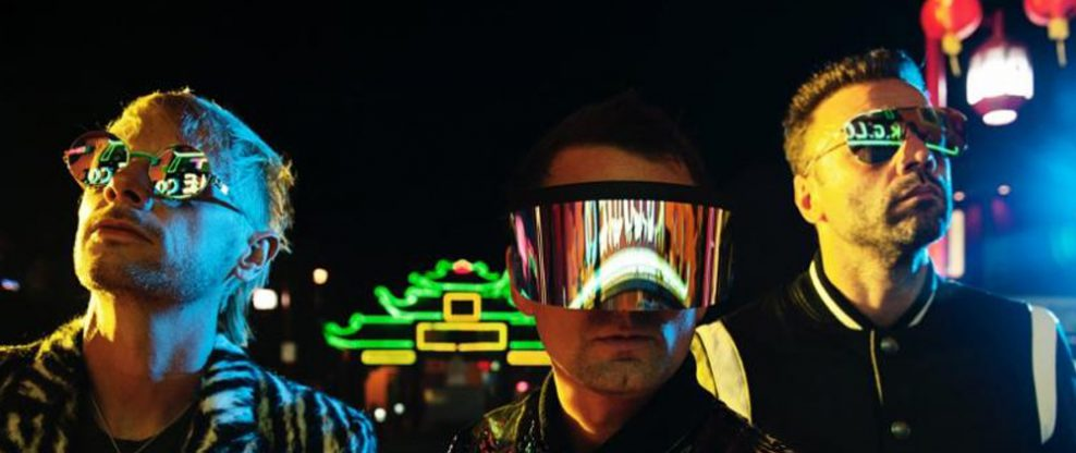 MUSE Announces 'Simulation Theory World Tour'