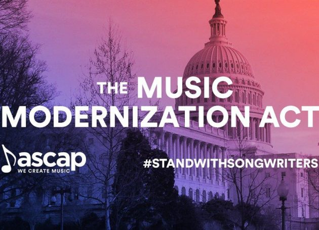 Music Modernization Act Was Verse One, Rest Of The Song Yet to Be Written [Michael Huppe]