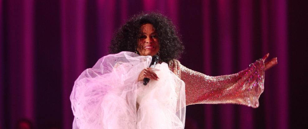 "Diana Ross Returns to Wynn Las Vegas With All-New Show ""Diamond Diana"""