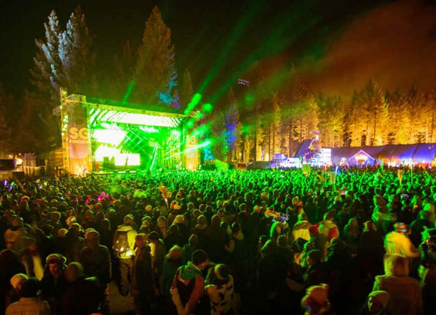 MTV Buys SnowGlobe Music Festival With Sights On Multiple Locations