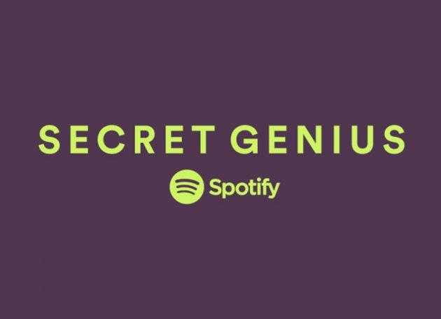 Spotify Secret Genius Award Winners: Full List