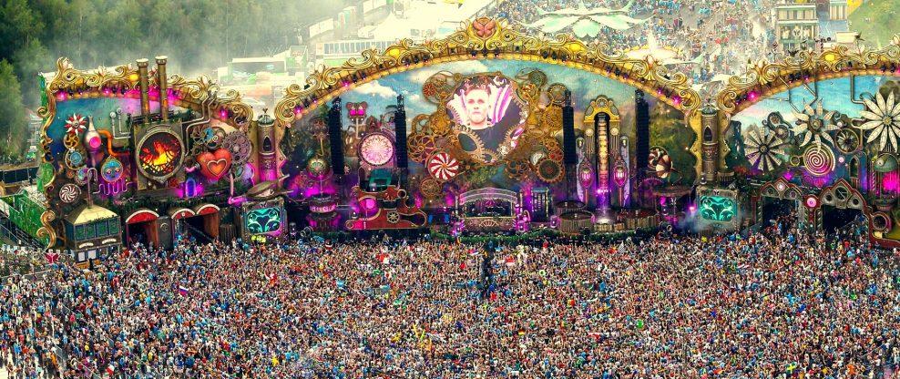 Tomorrowland Goes Digital For 2020