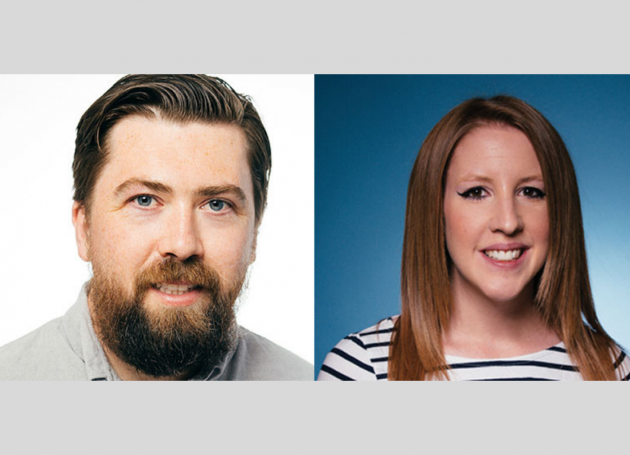 Agents Tom Taaffe and Anna Bewers Join CODA Agency