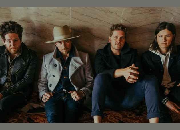 Needtobreathe's Bear Rinehart Tells Us About Going Acoustic (Album Out Today)
