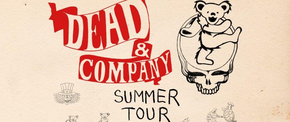 Dead & Company Announces 2019 Summer Tour
