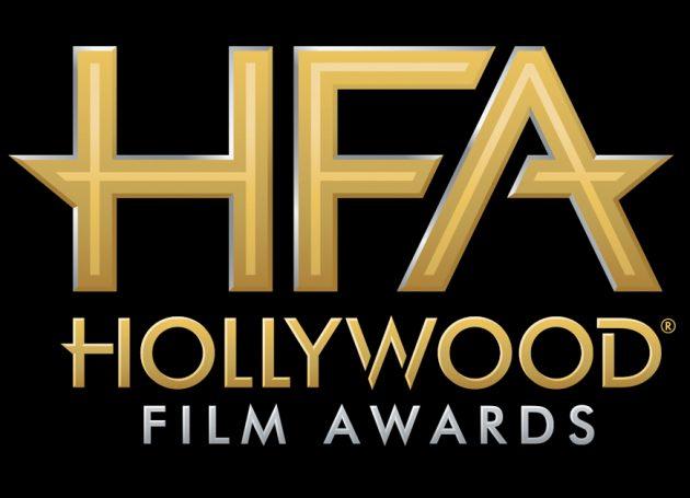 Brad Pitt Makes Rare Public Appearance At Hollywood Film Awards
