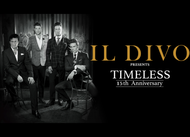 Il Divo Adds 19 Cities To North American Tour