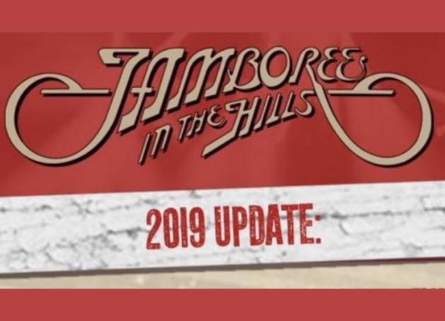 Jamboree In The Hills Put On Hiatus