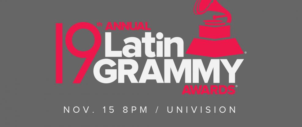 Latin Grammy Awards Has Its Big Night