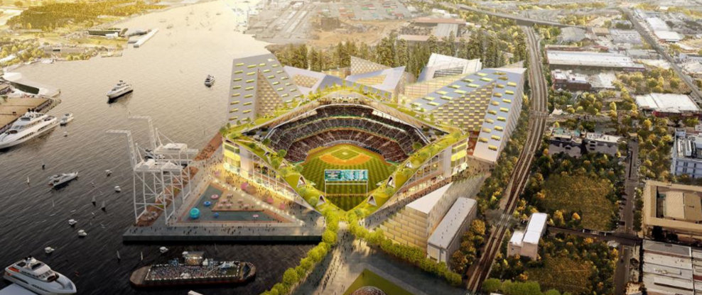 Oakland A's Announce New Ballpark