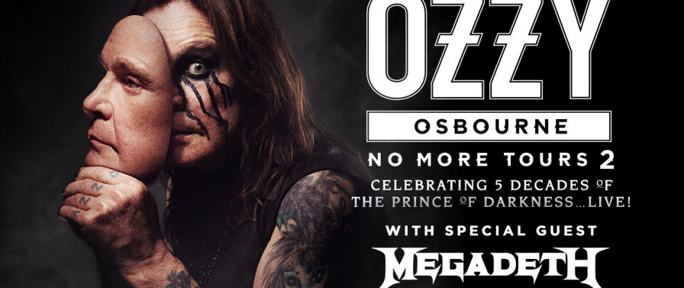 Ozzy Reschedules All Of His 2019 Tour Dates