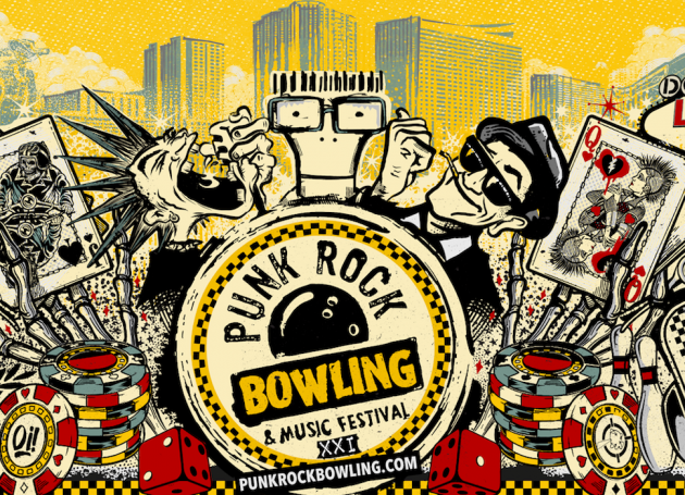 2019 Punk Rock Bowling & Music Festival To Feature Rancid, Refused, Descendents, The Specials & More