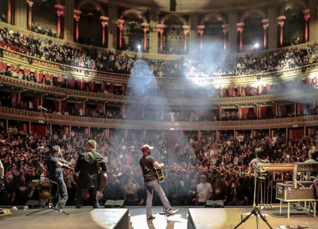 Darius Rucker performs at Royal Albert Hall