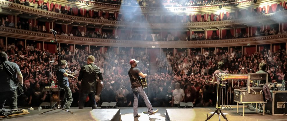 Darius Rucker performs at Royal Albert Hall