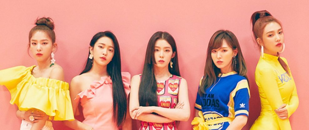 K-Pop's Red Velvet Comes Stateside