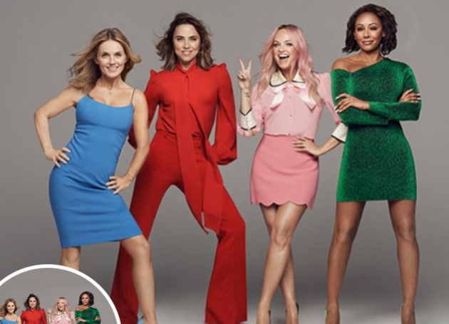 Spice Girls Tour Sells Out In Minutes, Two Stadium Dates Added