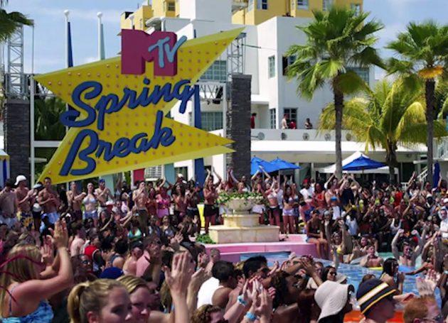 MTV Relaunches 'Spring Break'
