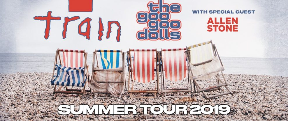 Train, Goo Goo Dolls Announce Co-Headlining Tour