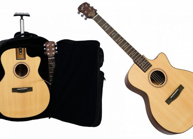 Journey Instruments Launches Collapsible Acoustic Guitars