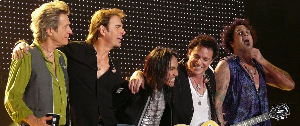 Journey Fires Bassist Ross Valory And Drummer Steve Smith Amid Lawsuit