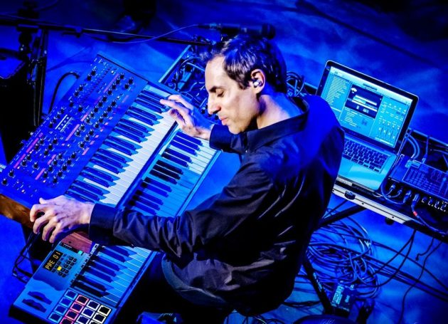 Kansas Announces The Addition of Acclaimed Keyboardist Tom Brislin