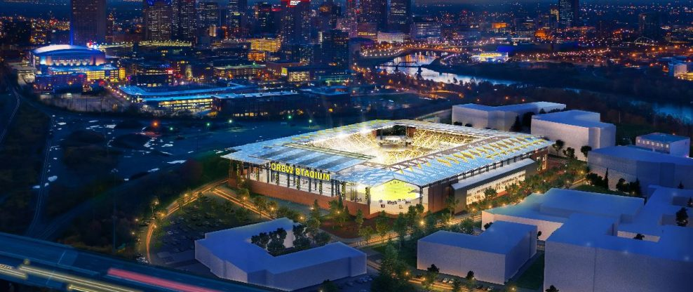 Columbus, Ohio, Announces New Stadium