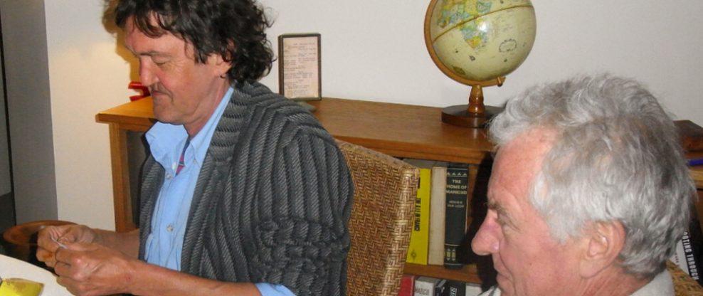 Australian Music Press Pioneer, Anthony O'Grady, Passes Away