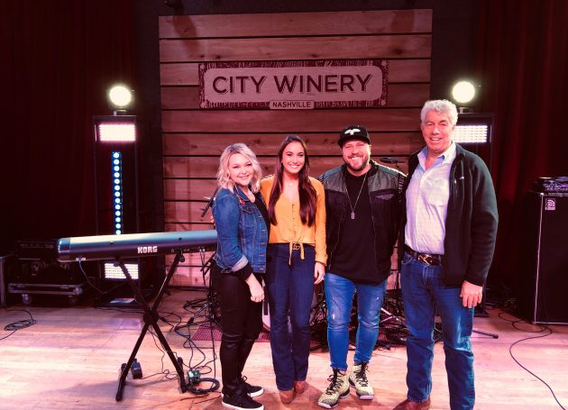 Kristen Ashley Launches 11/10 Management With Client Mitchell Tenpenny
