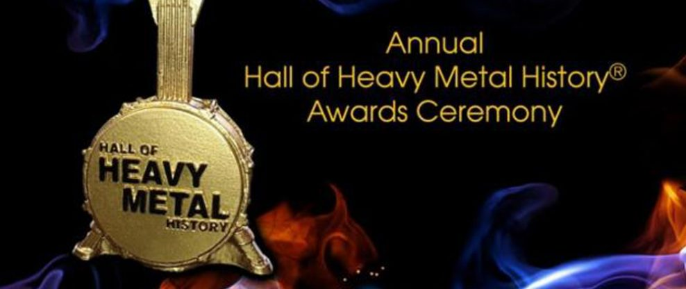 The Hall of Heavy Metal History Announces 2019 Inductees