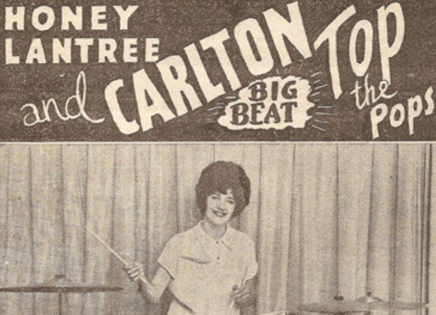 Honey Lantree, Drummer of British Invasion Group The Honeycombs, Passes