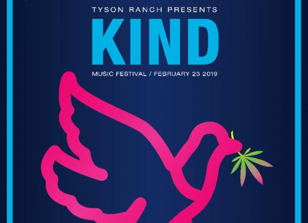 Mike Tyson's, Tyson Ranch Resort Presents, Inaugural Kind Music Festival
