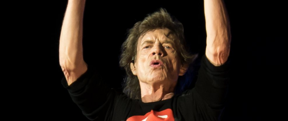 Mick Jagger Curating Ballet Set To Rolling Stones Music