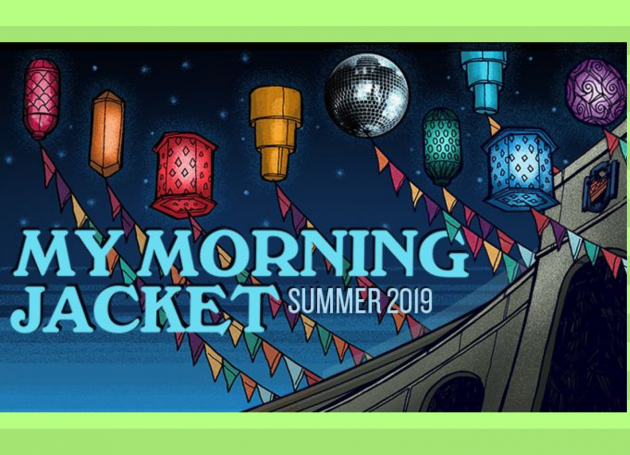 My Morning Jacket Announce Three (And Only Three) Shows For 2019