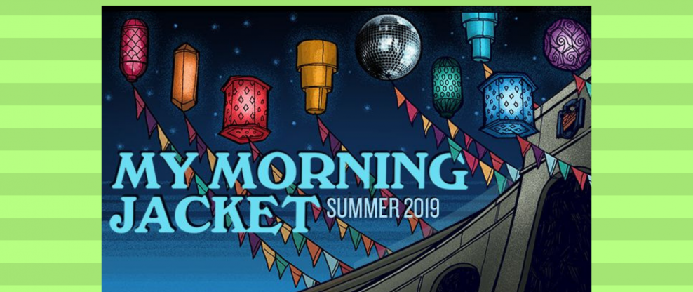 My Morning Jacket Announce Three And Only Three Shows For 2019 Celebrityaccess
