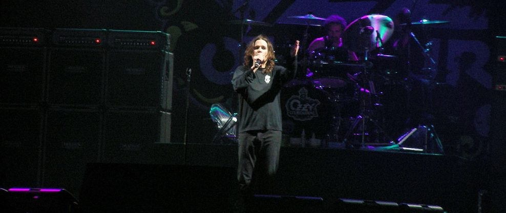 Ozzy Hints At Las Vegas Residency