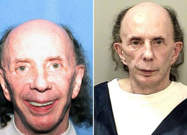 Phil Spector Keeps Memorabilia From Lennon, Presley, Nixon, Etc., In Divorce Settlement