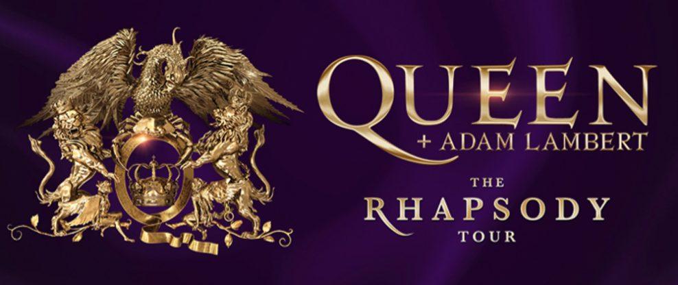 Queen + Adam Lambert To Debut Brand New 'Rhapsody' Touring Show