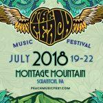 Peach Music Festival