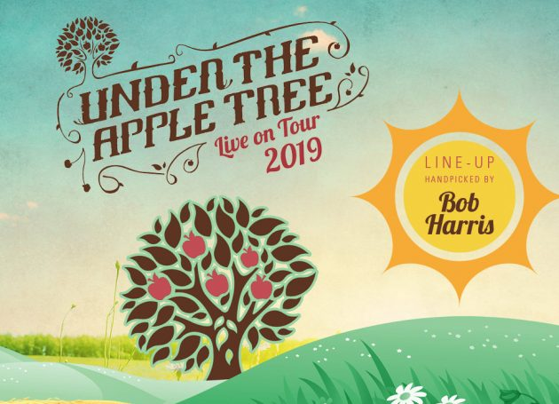 Legendary Broadcaster Bob Harris Announces 'Under The Apple Tree' UK Tour