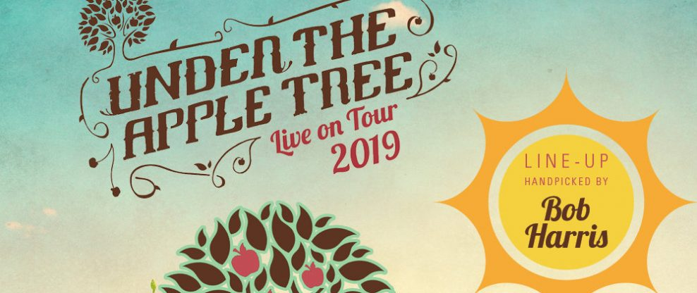 Legendary Broadcaster Bob Harris Announces 'Under The Apple Tree' UK Tour