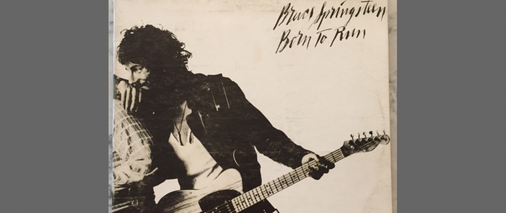 Springsteen Promo Sells For $5,500