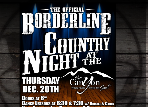 Borderline Bar & Grill Announces The Return Of 'Country Night'