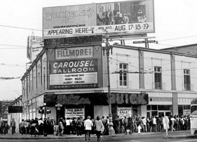 Fillmore West Faces Demolition