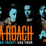 Papa Roach Announces 'Who Do You Trust? Tour'