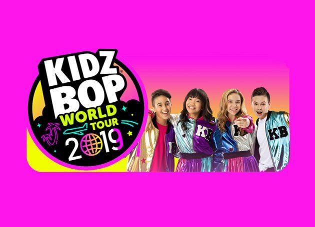 Kidz Bop World Tour 2019