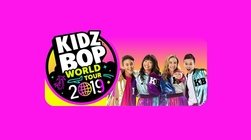 Kidz Bop Announces 2019 World Tour - CelebrityAccess