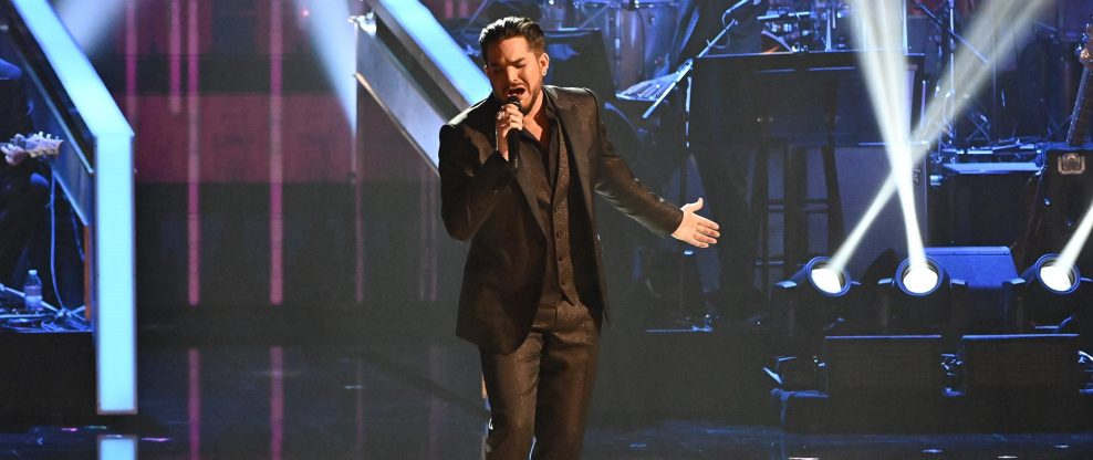 Kennedy Center Honors Highlighted By Adam Lambert's 'Believe'